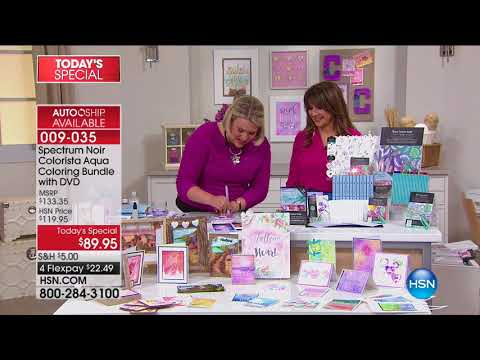 HSN | Crafter's Companion 08.16.2017 - 12 PM