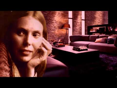 JONI MITCHELL A case of you ( Miles of Aisles)