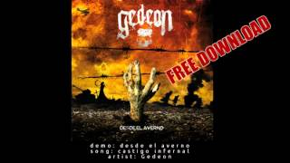 GEDEON - Castigo Infernal (promo audio)