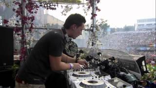 Yves V at Tomorrowland 2012