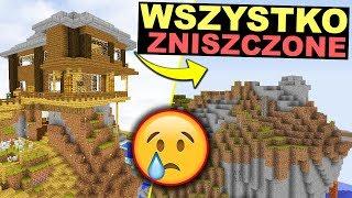 Minecraft 1.12: FERAJNA 2 ZOSTAŁA ZNISZCZONA PRZEZ HAKERA.