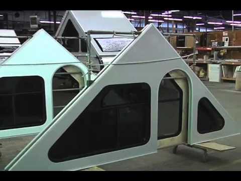 Aliner Amp A Frame Campers Segment 4 Youtube