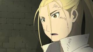 Fullmetal Alchemist Brotherhood - Hohenheim Meets The Dwarf in The Flask