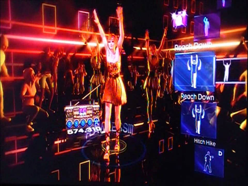 Dance Central -FunkyTown- -5 Gold Stars- -HARD- - YouTube