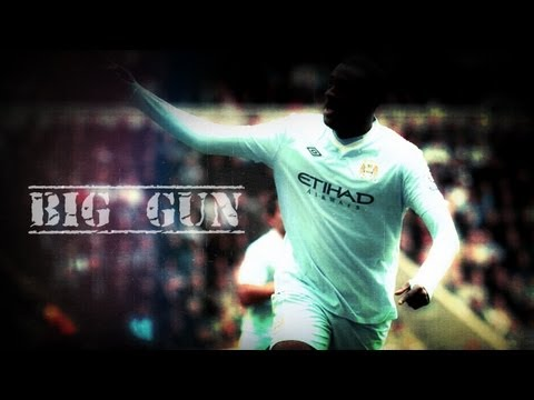 Yaya Touré - Big Gun