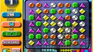 Diamond Hunt - Matching 3 Flash Puzzle game