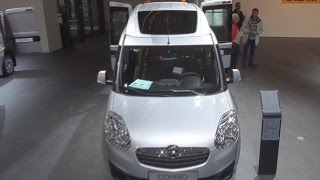 Opel Combo Tour 1.6 CDTI L1H2 Exterior and Interior in 3D 4K UHD