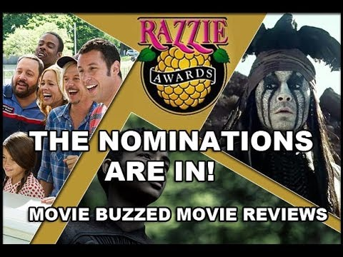 2014 Razzie Nominations are in!