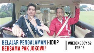 Aslinya Jokowi Terungkap! Boy William Kaget! - #NebengBoy S2 Eps. 13