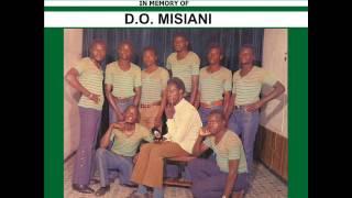 D.O. Misiani & Shirati Jazz  -  Unyiero Ang'o?