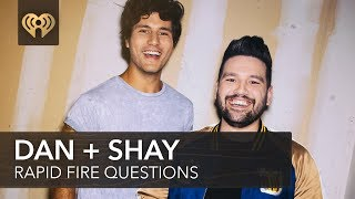 Download Lagu Dan + Shay Answer Rapid Fire Questions About New Album! Gratis STAFABAND