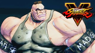 Street Fighter V - Abigail Trailer