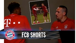 Trainings Spaß beim FCB - FC Bayern Shorts | Vol. 10