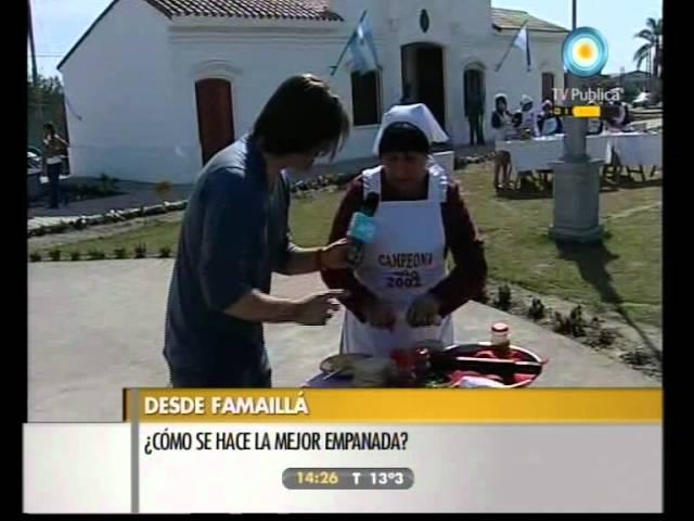 Vivo en Argentina: Móvil Tucumán: Famaillá - 27-07-11 (3 de 5)