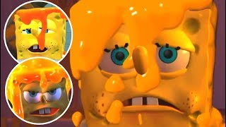 SpongeBob SquarePants & Nicktoons: Globs of Doom All Cutscenes | Full Game Movie (Wii, PS2)