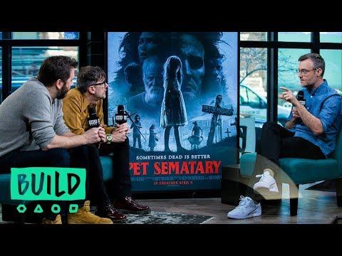 """Kevin Kölsch & Dennis Widmyer Discuss """"Pet Sematary"""""""