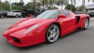 2003 Ferrari Enzo Start Up, Exhaust, and In Depth Review