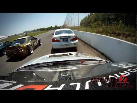 Drifting Tony Angelo Ride along Scion tC & Import2race (John Torres)