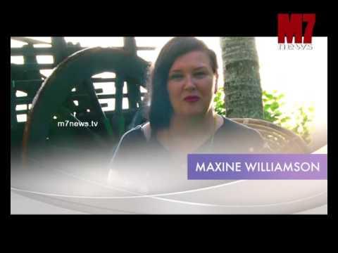 Maxine Williamson, International Jury Head of Asia Pacific Screen Awards, Brisbane, Australia