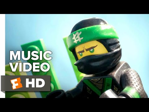 The Lego Ninjago Movie - Oh, Hush! Music Video -