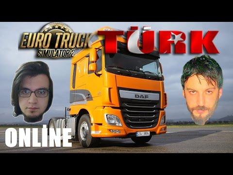 Euro Truck Simulator 2 Türkçe Multiplayer | Temiz İş
