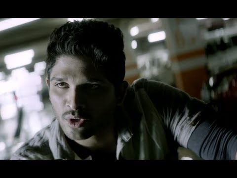 Race Gurram Action Trailer - Stylish Star Allu Arjun, Shruti Haasan, Surender Reddy
