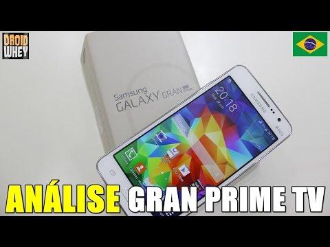 SAMSUNG GRAN PRIME DUOS TV [ANÁLISE DO PRODUTO]