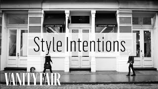 Style Intentions