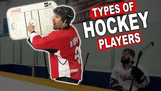Stereotypes: Pickup Hockey 3