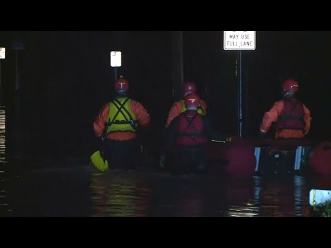 San Jose Officials Issue New Flood Evacuation Orders