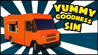 I RULE THIS TOWN! Best Greasy Food In The World (Lunch Truck Tycoon 2) Food Truck Simulator
