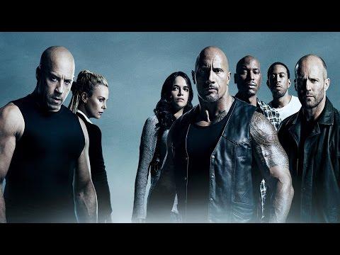 영화 '분노의 질주: 더 익스트림' 예고편 공개…화려한 액션과 압도적인 스케일 (The Fast and The Furious 8, 빈 디젤, 드웨인 존슨)