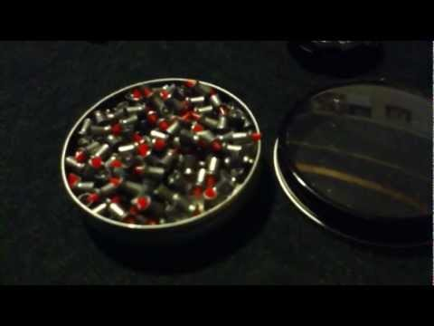 Airguns and Pellet Reviews By EViLDeD ( Gamo Red Fire .177 Pellet )