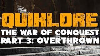 Watch Throne Overthrown video