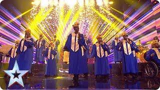 DMU Gospel Choir raise the roof with an AMAZING performance! | Semi-Finals | BGT 2018