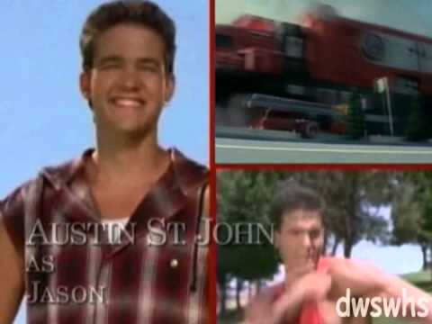 Mighty Morphin Power Rangers - Lightspeed Rescue Opening V1 video