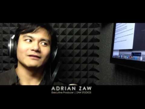 Recording Booth Sample | ZAW STUDIOS