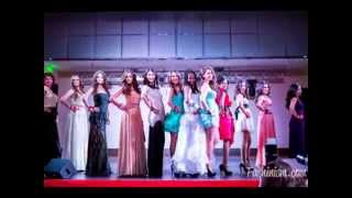 Miss Kharkiv International 2013!!! Республика Казахстан Медина Бондаренко!