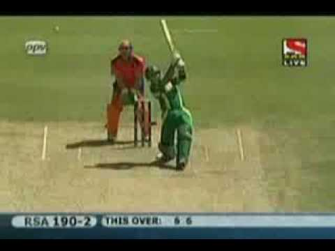Unbelievable Moments In Cricket. Herschelle Gibbs (south Africa) Hit Six Sixes In One Over. video