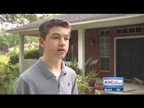 Kid Suspended For Not Standing During Pledge