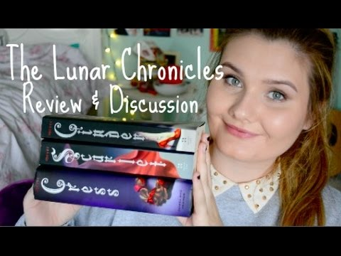 The Lunar Chronicles Review/Discussion | LaLaLauren1001