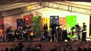 Mike Cuellar Bass - A Donde Quiera (cover) Canta Luis Adrian Samperio