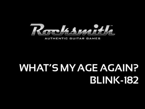 Rocksmith - What's My Age Again - Guitar and Bass