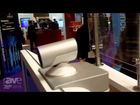 ISE 2015: Cisco Features MX Endpoint Series with Intelligent Proximity for Content Sharing