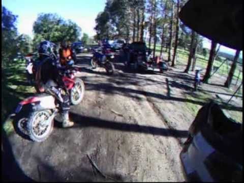 becs dirtbike adventures pt 2 minge ride girls only Video