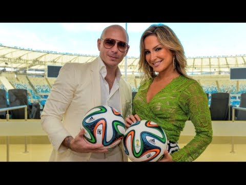 World Cup 2014 - Pitbull feat Jennifer Lopez