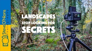 Landscape Photography.  No Secrets Sadly, Just 3 Things Matter