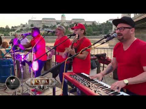 A Cuba Parfüm és a La Movida Cuba zenekar bemutatja - La Movida koncert a Raqpart teraszon