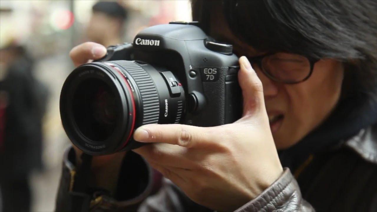 Standard Crop Lens Test For Canon Dslrs Youtube