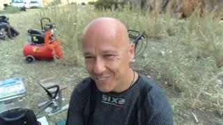 Transanatolia 2014: Francesco Tarricone, intervista al termine della seconda tappa